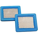 Beehive filtro Aftermarket Air Filter Fit For Honda gc135gcv135GC160gcv160gc190gcv190GX100Engine 17211-zl8–023, # 17211-zl8–003& 17211-zl8–0002Pack New