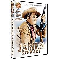 Recopilación James Stewart - 6 Películas
