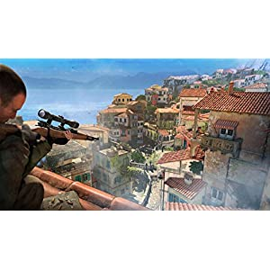 Just for Games Sniper Elite 4 Edition Day One, PS4 Day One PlayStation 4 video game - Video Games (PS4, PlayStation 4, Shooter, Multiplayer mode, M (Mature))