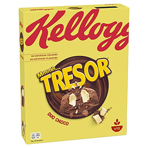 Kellogg's Tresor Duo Choco, 375g