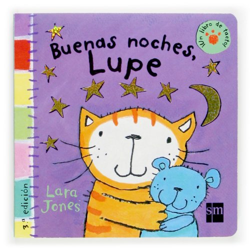 Buenas noches, Lupe (La gata Lupe) por Lara Jones