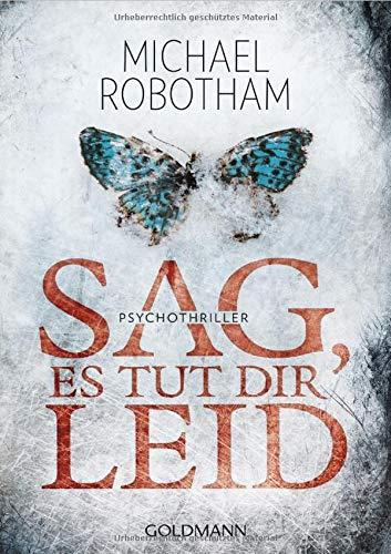 Sag, es tut dir leid: Psychothriller (Joe O'Loughlin und Vincent Ruiz, Band 8) - Oxford übersetzung Englisch