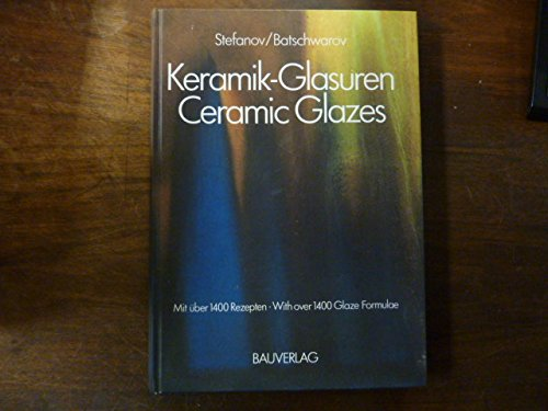 Keramik - Glasuren / Ceramic Glazes