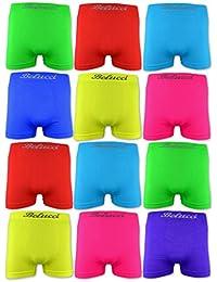 BELUCCI 4 | 10 | 20 Herren Microfaser Boxershorts versch. Farben