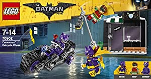 LEGO 70902 Batman Movie Catwoman Catcycle Chase Batman Toy by LEGO