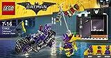 LEGO The Batman Movie 70902 - Catwoman: Catcycle-Verfolgungsjagd, Batman Spielzeug