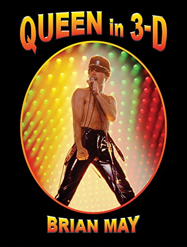 Queen in 3D (3d Stereoscopic Book)