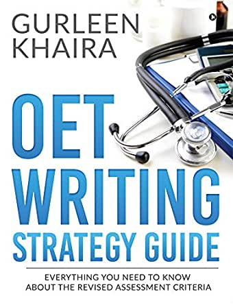 OET Writing Strategy Guide : Everything You Need to Know About the ...