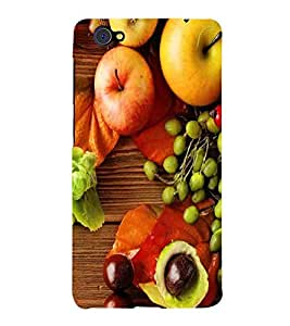 For vivo X5Pro :: VivoX5Pro wooden Printed Cell Phone Cases, fruits Mobile Phone Cases ( Cell Phone Accessories ), plums Designer Art Pouch Pouches Covers, apples Customized Cases & Covers, food Smart Phone Covers , Phone Back Case Covers By Cover Dunia