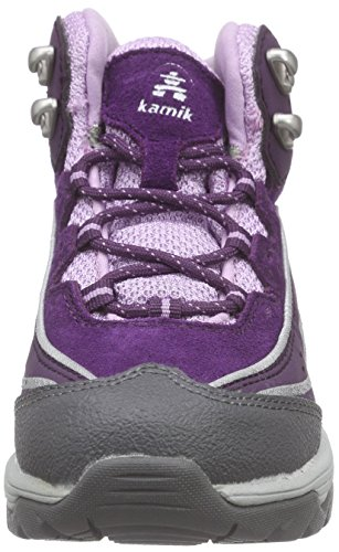 Wanderstiefel kinder Trekking eggplant amp; Egg Unisex Kamik Lion2g Violett qZfOXX