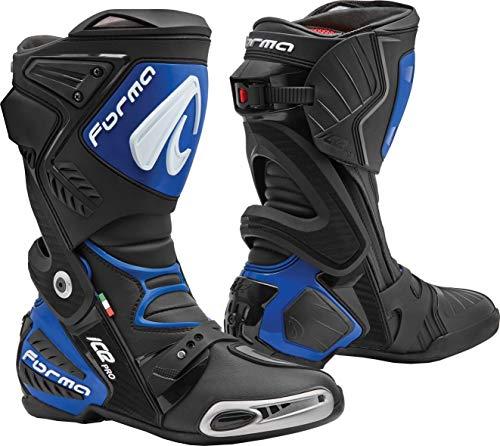 FORMA ICE PRO - Stivali, misura 39, colore nero/blu