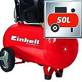 Einhell Kompressor TE-AC 270/50/10 Kesselvolumen