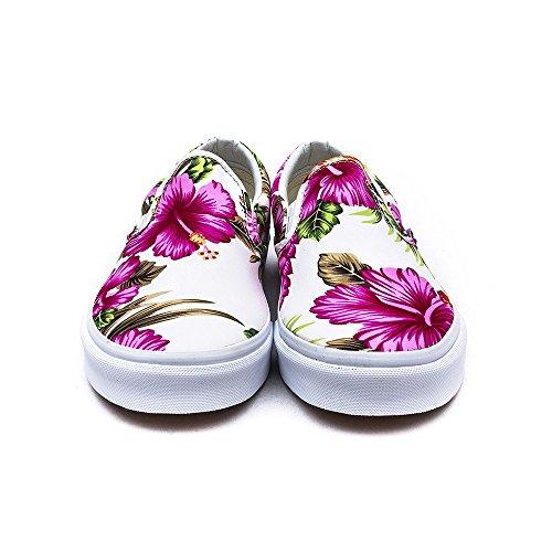 Vans Classic Slip On chaussures hawaiian floral