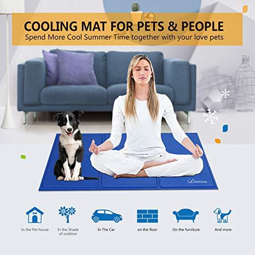 Zoom IMG-1 lauva tappetino per cane rinfrescante