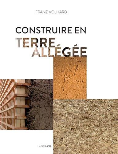 Construire en terre allégée