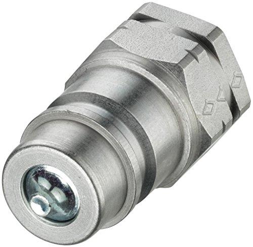 Push-Pull-Kupplung, Stecker, Baugröße 3, IG 1/2 Zoll -