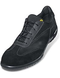 Uvex - Calzado de protección para hombre Negro negro