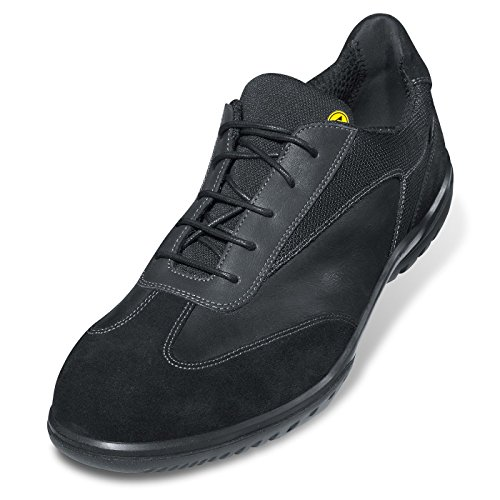 Uvex business casual sicherheitsschuh 9511.2 s1P sRC Noir - Noir