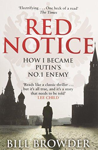 Red Notice (Corgi Books)
