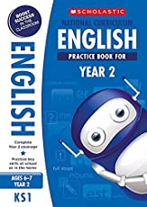 National Curriculum English Practice - Year 2 (100 Lessons - 2014 Curriculum)