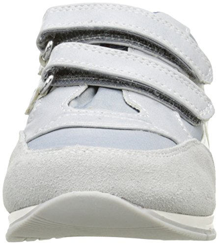 ASSO 46102, Baskets Basses Garçon Gris (Ciment)