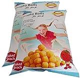 #10: Big Bazaar Combo - Chheda's Snacks - Tomato Balls, 50g (Buy 1 Get 1, 2 Pieces) Promo Pack