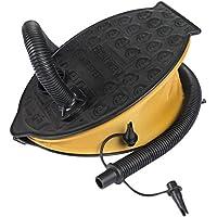 Bestway 62023 - Hinchador de pie, 23 x 15 cm, 3 adaptadores