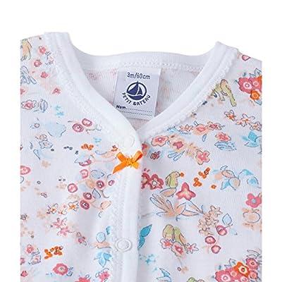 Petit Bateau 23828, Conjuntos de Pijama para Bebés