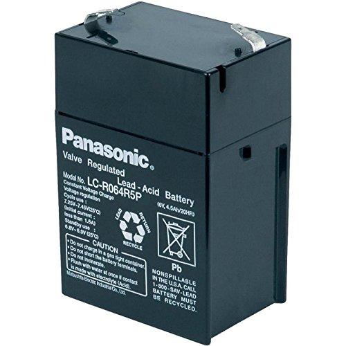 Preisvergleich Produktbild Panasonic LC-R064R2P Akku Blei PB 6 Volt 4, 2Ah