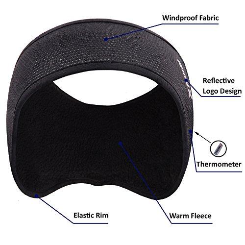 EXski-Windproof-Running-Headband-Ear-Warmer-Full-Cover-Ear-Muffs-for-Winter-Skiing-Snowboard-Cycling-Polar-Fleece-Men-Women