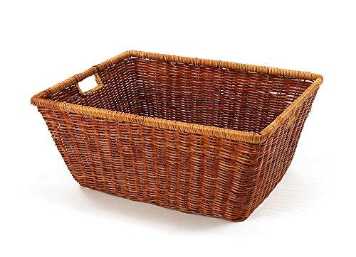 Large Willow Hamper Basket