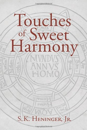 Price comparison product image Touches of Sweet Harmony: Pythagorean Cosmology and Renaissance Poetics