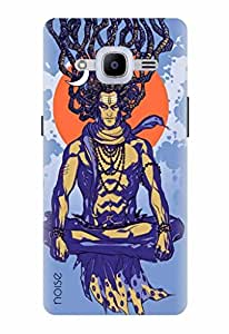 Noise Designer Printed Case / Cover for Samsung Galaxy J2 Pro - 6 (New 2016 Edition) / Festivals & Occasions / Yoga Trance Design