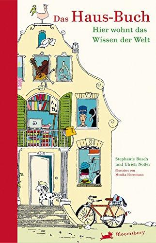 Das Haus-Buch: Hier wohnt das Wissen der Welt