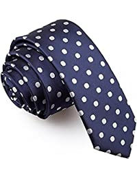 Cravate Super Slim à Pois
