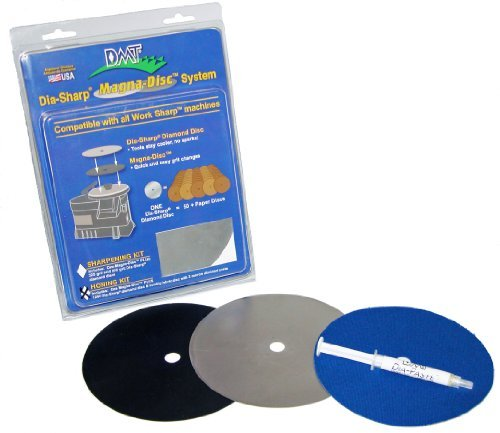 DMT DMDS-H Dia-Sharp Magna-Disc Honing Kit by DMT (Diamond Machining Technology) -