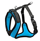 Hunter Hundegeschirr Vario Rapid Light Flex, XS, blau, Nylon