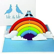 Suchergebnis Auf Amazon De Fur Schwule Hochzeitskarte