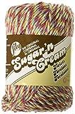 Lily Sugar 'n' Cream Twists 56.7 g Cottage Ball of Yarn, Multi-Colour