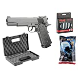 France Défense Pack Airsoft 1911 CO2 0,5J +...