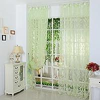 Suchergebnis auf Amazon.de für: grüne gardinen ...