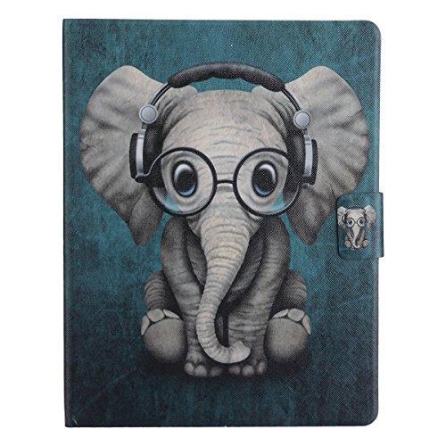 fletion Schutzhülle iPad 2iPad 3iPad 4Schutzhülle Smart Cover für Tablet Apple iPad, aus PU-Leder mit Schlaf Automatische Cover Case Schutzhülle, Couleur 1, Pour iPad 2 iPad 3 iPad 4 (Apple Smart Case Ipad 4)