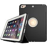 Jessica - Funda para iPad de 9,7 Pulgadas (Ultrafina, Ligera, función de Reposo/Encendido automático, Superficie Antideslizante, Cubierta Trasera rígida para Apple iPad de 9,7 Pulgadas)