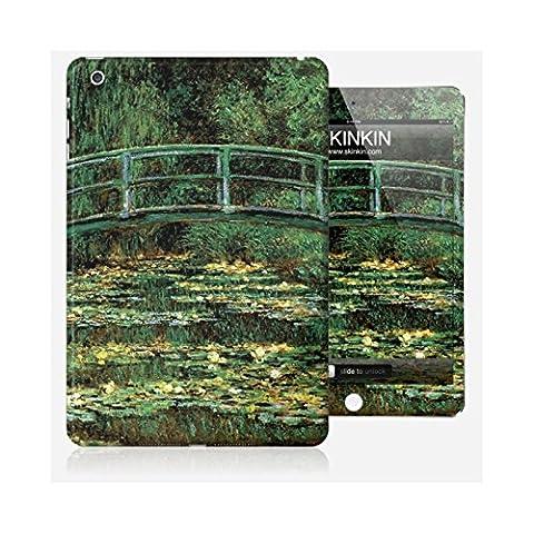 iPad Mini Skin, Sticker, Schutzfolie - Originales Design : Le Pont Japonais von Claude Monet