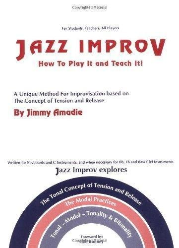 Jazz Improv: How to Play it and Teach It