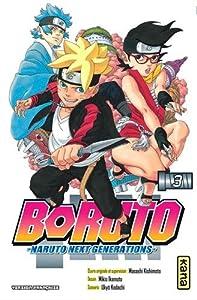 Boruto : Naruto next generations n° 3<br /> Boruto