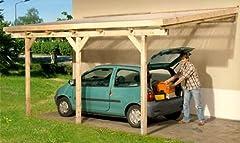 PRIKKER-Carport EIFEL III Carport Test