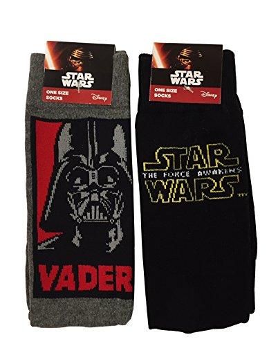 Star Wars The Force Awakens Men's Socks (Size 6-11)