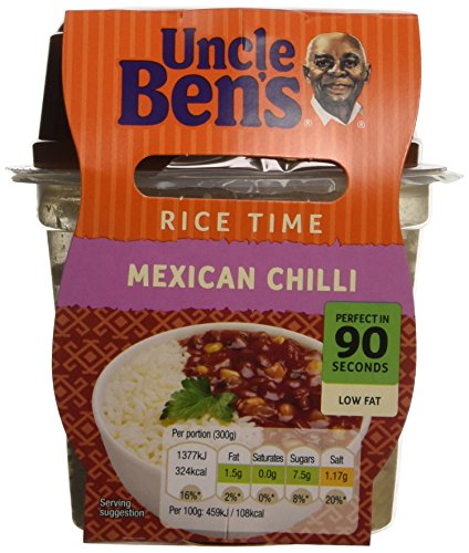 uncle-bens-ricetime-mexican-chilli-300g-pack-of-5