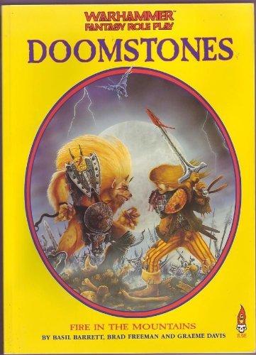 Doomstones Fire in the Mountains (Warhammer 40, 000 Codex) by Basil Barrett (1997-06-16) par Basil Barrett;Gavin Thorpe
